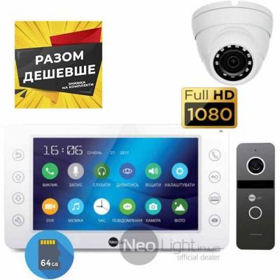 Neolight Kappa+ HD и Neolight Solo FHD и камера 2Мп