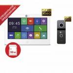 Комплект видеодомофона NeoLight Mezzo HD и NeoLight Solo FHD