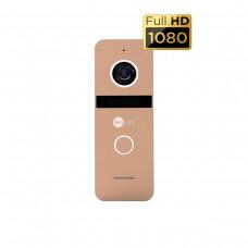 Цветная вызывная панель Neolight Solo FHD Gold