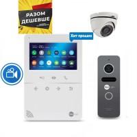Комплект видеодомофона Neolight Tetta+ / Neolight Solo / и камера