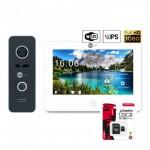Комплект видеодомофона Neolight NeoKIT HD PRO WF (Black/Bronze/Silver)