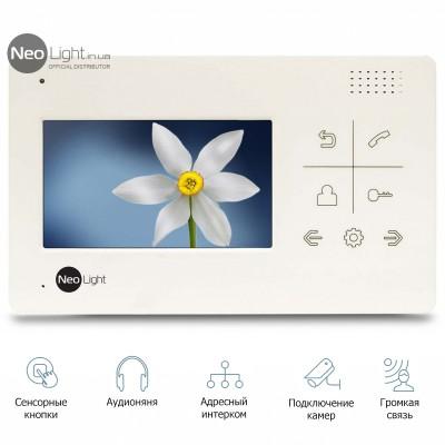 Цветной видеодомофон NeoLight  Delta