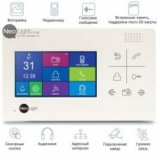 Цветной видеодомофон NeoLight Delta +