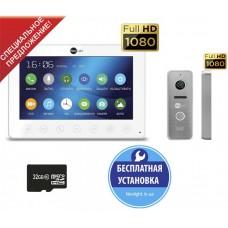 Комплект видеодомофона NeoLight Omega+ HD и NeoLight Prime FHD