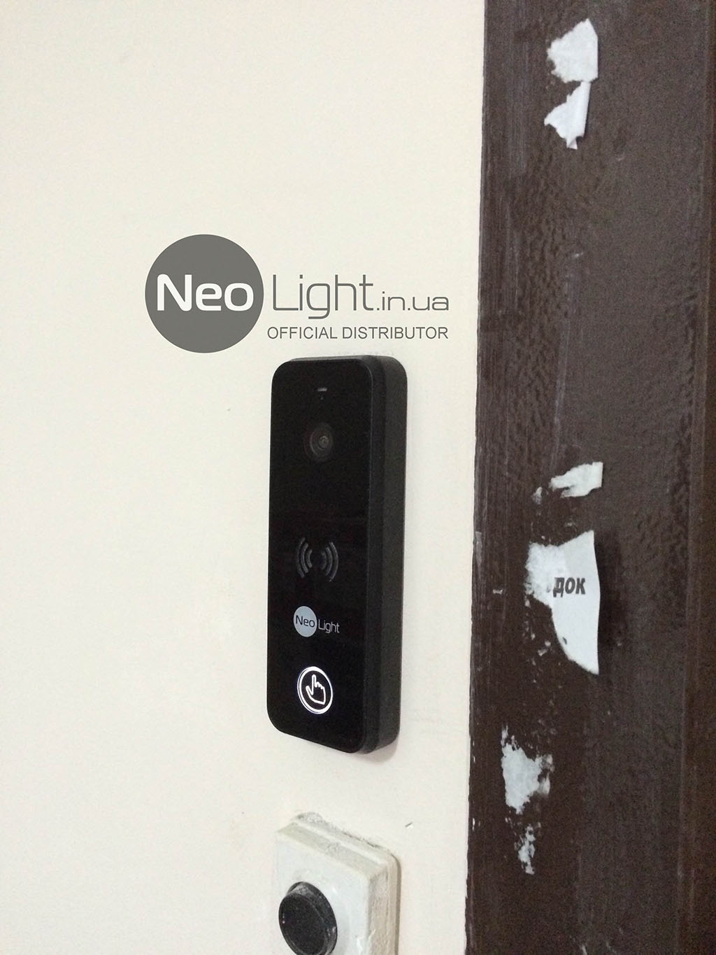 NeoLight OPTIMA BLACK